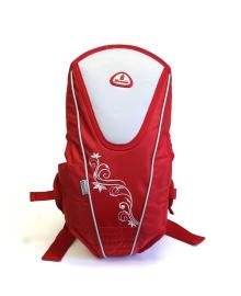 """Рюкзак """"Фламинго"""", красный Baby Breeze 70992, 2100085415497"""