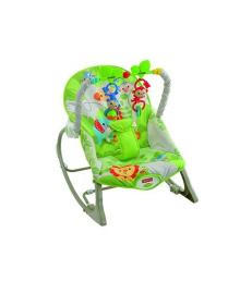 Массажное кресло Fisher-Price Веселые обезьянки