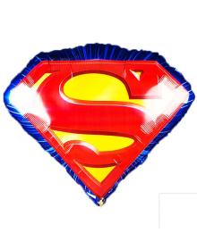 Шар фольга Супермен (фигура) 1207-2764