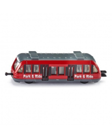 Модель Siku Пригородный поезд 1:55