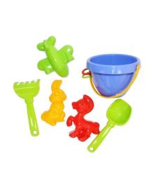 Песочный набор Simba Кроха (в ассорт) Numo Toys 7110550/1036, 4820173522644