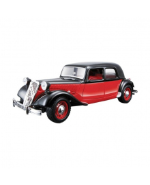 Автомодель Bdurago Citroen 15 CV TA, 1:24 (в ассорт.) Bburago 18-22017, 4893993220175