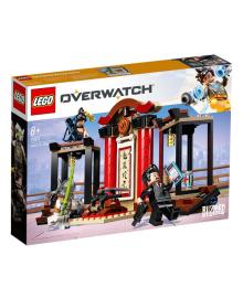 LEGO® Overwatch™ Хензо против Гэндзи 75971, 5702016368482