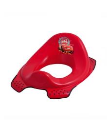 "Детская накладка на унитаз ""Cars"" (красная) Prima Baby 824, 4001515013680"