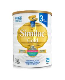 Сухая молочная смесь Similac Gold 3 800 г