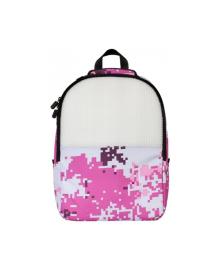 Рюкзак Upixel Camouflage розово-белого цвета