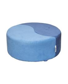 Пуф Indigo Wood индиго-голубой 29700