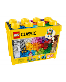 Конструктор LEGO Classic Коробка кубиків великого розміру (10698), 5702015357197