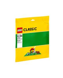Конструктор LEGO Classic Базова пластина зеленого кольору (10700), 5702015357142