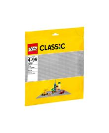 Конструктор LEGO Classic Базовая пластина серого цвета (10701), 5702015357159