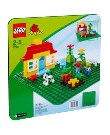 Конструктор LEGO DUPLO Будівельна дошка х 38х38 см (2304), 5702015400244
