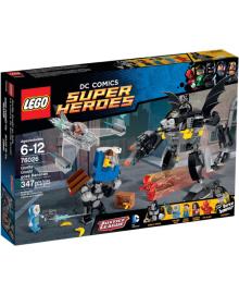 Конструктор LEGO Super Heroes Горилла Грод свирепствует (76026)