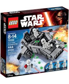 Конструктор LEGO Star Wars снігових спідер першого ордена (75100)
