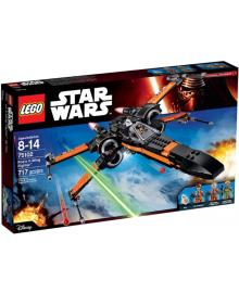 Конструктор LEGO Star Wars Х-подобный истребитель Поу (75102)