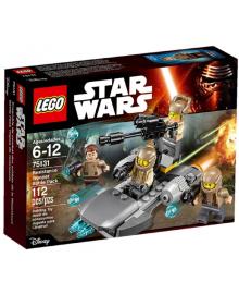 Конструктор LEGO Star Wars Штурмовое снаряжение отряда сопротивления (75131)