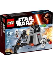 Конструктор LEGO Штурмовое снаряжение Первого ордена (75132)