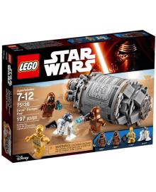 Конструктор LEGO Star Wars Спасательная капсула дройдов (75136)