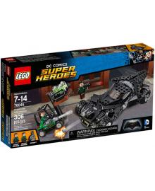 Конструктор LEGO Super Heroes Перехват криптонита (76045)