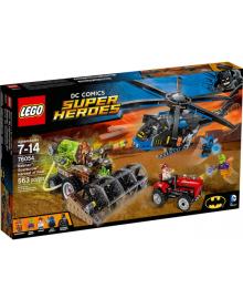 Конструктор LEGO Super Heroes Бэтмен: Жатва страха (76054)