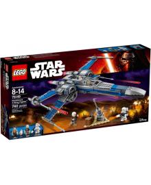 Конструктор LEGO Star Wars Истребитель сопротивления XWing (75149)
