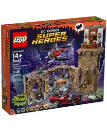Конструктор LEGO Super Heroes Пещера Бетмана Классическое ТВ шоу (76052)