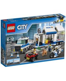 Конструктор LEGO City Мобільний командний центр (60139), 5702015865265