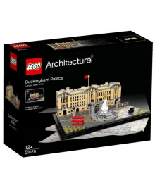 Конструктор LEGO Architecture Букингемский Дворец (21029)