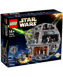 Конструктор LEGO Star Wars Звезда Смерти (75159), 5702015593946