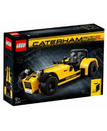 Конструктор LEGO Ideas Caterham Seven 620R (21307)