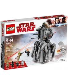 Конструктор LEGO Star Wars Тяжелый разведывательний шагоход Первого ордена (75177)