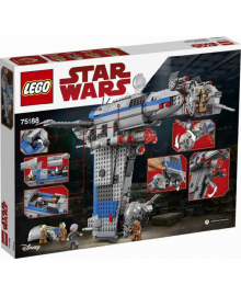 Конструктор LEGO Star Wars Бомбардировщик Сопротивления (75188)