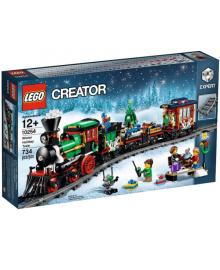 Детский конструктор LEGO Зимний праздничный поезд (10254)