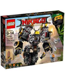 Конструктор LEGO NINJAGO Робот землетрясений Коула (70632)