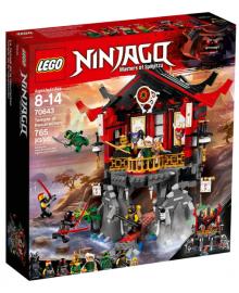 Детский конструктор LEGO Храм воскресения (70643)