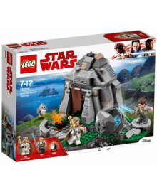 Конструктор LEGO Star Wars Тренировки на островах ЭчТо (75200)