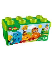 Конструктор LEGO DUPLO Мой первый парад животных (10863)