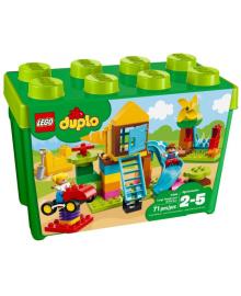 Конструктор LEGO DUPLO Великий ігровий майданчик (10864)