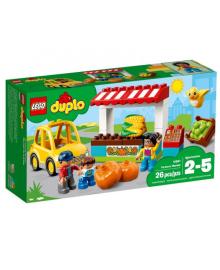 Конструктор LEGO DUPLO Фермерский рынок (10867)