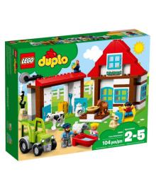 Детский конструктор LEGO День на ферме (10869), 5702016117202