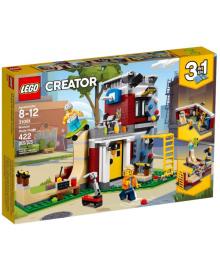 Конструктор LEGO Creator Модульная Скейтплощадка (31081)