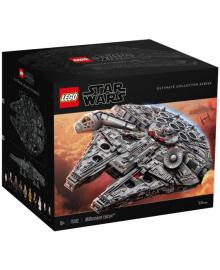 Конструктор LEGO Star Wars Сокіл тисячоліття (75192), 5702015869935