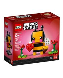 Конструктор LEGO Brick Headz День Святого Валентина: Пчёлка (40270)