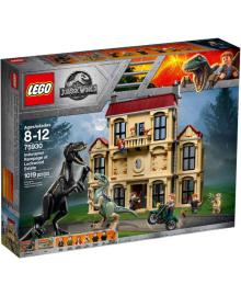 Детский конструктор LEGO Нападение индораптора в имении Локвуд (75930)