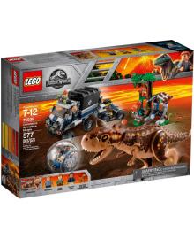 Детский конструктор LEGO Побег в геросфере от карнотавра (75929)