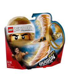 Конструктор LEGO NINJAGO Золотой Мастер Дракона (70644)