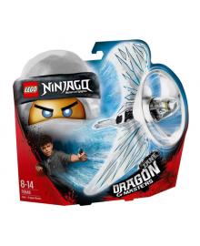 Конструктор LEGO NINJAGO Зейн - Мастер Дракона (70648)