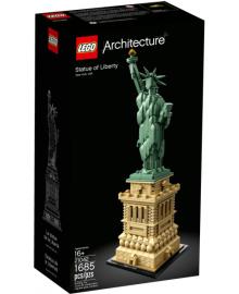 Конструктор LEGO Architecture Статуя Свободы (21042), 5702016111859