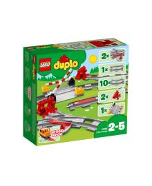Конструктор LEGO DUPLO Рельсы Duplo (10882)