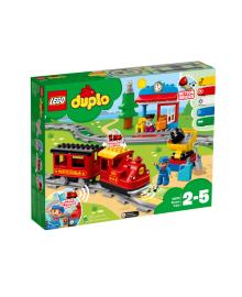Конструктор LEGO DUPLO Поезд на паровой тяге (10874), 5702016117264