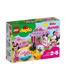 Конструктор LEGO DUPLO День народження Мінні (10873), 5702016117257